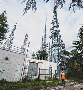Vorschaubild zur Dienstleistung Funknetzausbau